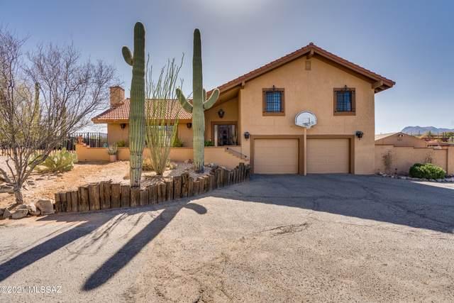 1961 N Painted Hills Road, Tucson, AZ 85745 (#22105579) :: Kino Abrams brokered by Tierra Antigua Realty