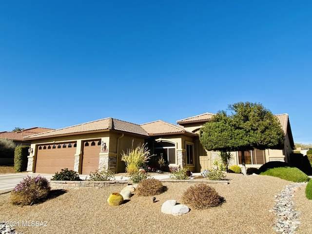 62682 E Flower Ridge Drive, Saddlebrooke, AZ 85739 (MLS #22105589) :: The Luna Team