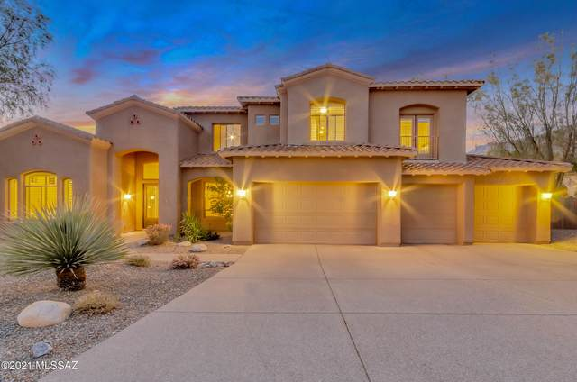 6083 N Pinnacle Ridge Drive, Tucson, AZ 85718 (#22105592) :: Kino Abrams brokered by Tierra Antigua Realty