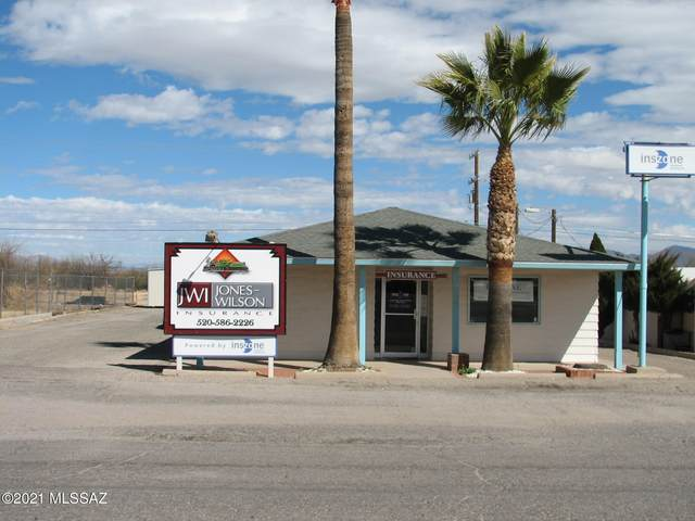 700 W 4Th Street, Benson, AZ 85602 (MLS #22105614) :: The Property Partners at eXp Realty