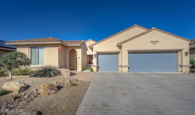 740 N Alexis Loop, Green Valley, AZ 85614 (#22105618) :: Kino Abrams brokered by Tierra Antigua Realty