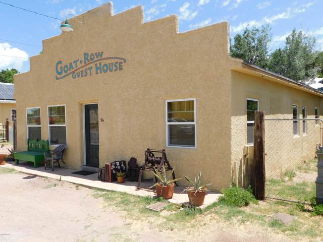 54 Cochise Row, Bisbee, AZ 85603 (#22105629) :: Kino Abrams brokered by Tierra Antigua Realty