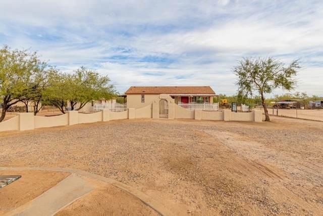 16210 W Honeysuckle View Lane, Tucson, AZ 85735 (#22105633) :: Kino Abrams brokered by Tierra Antigua Realty