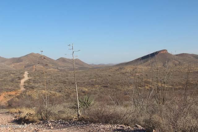 0 Glance Creek, Bisbee, AZ 85603 (#22105640) :: Kino Abrams brokered by Tierra Antigua Realty