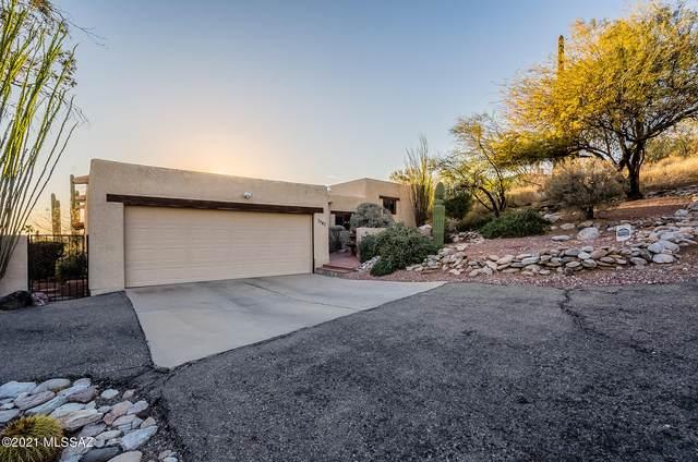 5845 E Calle Del Ciervo, Tucson, AZ 85750 (#22105641) :: Kino Abrams brokered by Tierra Antigua Realty