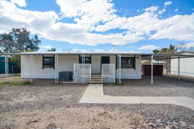 6211 N Camino De La Tierra, Tucson, AZ 85741 (#22105646) :: Kino Abrams brokered by Tierra Antigua Realty