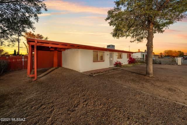 4333 E 28Th Street, Tucson, AZ 85711 (#22105648) :: Kino Abrams brokered by Tierra Antigua Realty