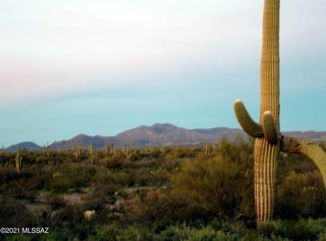 TBD Black Hawk Ranch Parcel A, Tucson, AZ 85739 (MLS #22105650) :: The Property Partners at eXp Realty