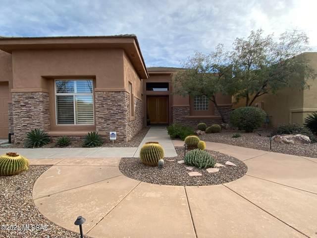 1017 W Mulligan Drive, Oro Valley, AZ 85755 (#22105651) :: Kino Abrams brokered by Tierra Antigua Realty