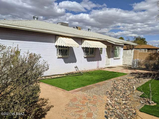 5033 E Montecito Street, Tucson, AZ 85711 (#22105654) :: Kino Abrams brokered by Tierra Antigua Realty