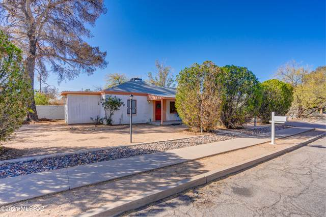 3958 E Desmond Lane, Tucson, AZ 85712 (#22105656) :: Long Realty - The Vallee Gold Team