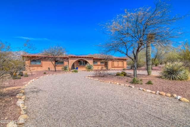 3381 N Nambe Drive, Tucson, AZ 85749 (#22105657) :: Kino Abrams brokered by Tierra Antigua Realty