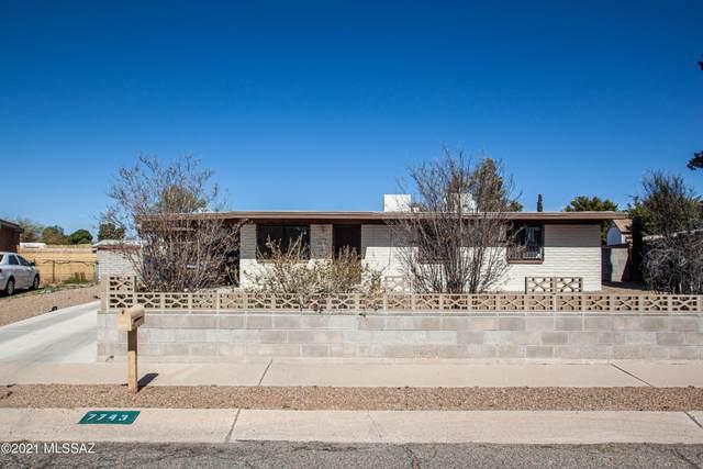 7743 E Almond Street, Tucson, AZ 85730 (#22105674) :: Kino Abrams brokered by Tierra Antigua Realty