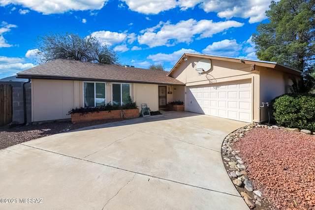 3219 W Coriander Drive, Tucson, AZ 85741 (#22105675) :: Kino Abrams brokered by Tierra Antigua Realty