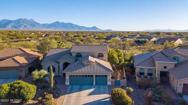 2590 E Alger Drive, Green Valley, AZ 85614 (#22105679) :: Kino Abrams brokered by Tierra Antigua Realty