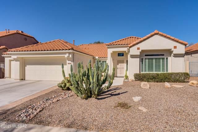 10729 N Eagle Eye Place, Tucson, AZ 85737 (#22105697) :: Kino Abrams brokered by Tierra Antigua Realty