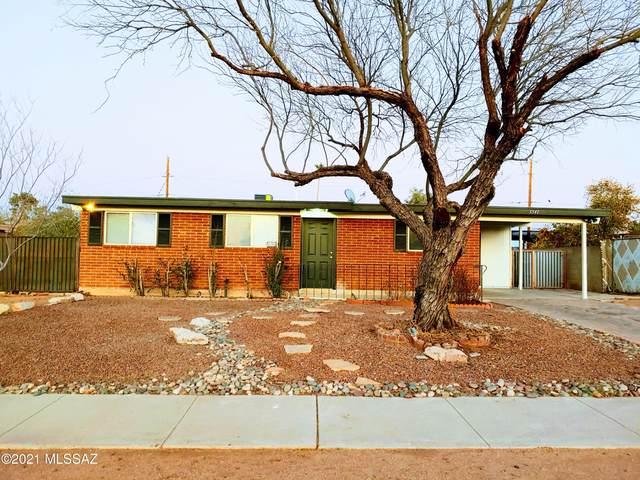 3341 S Elson Avenue, Tucson, AZ 85730 (#22105705) :: Kino Abrams brokered by Tierra Antigua Realty