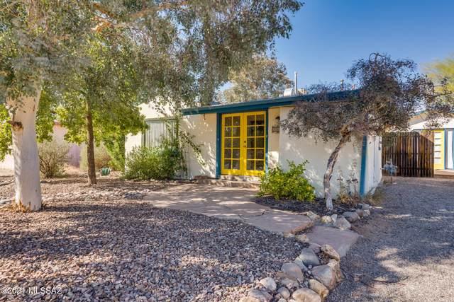 833 E Seneca Street, Tucson, AZ 85719 (#22105717) :: Kino Abrams brokered by Tierra Antigua Realty