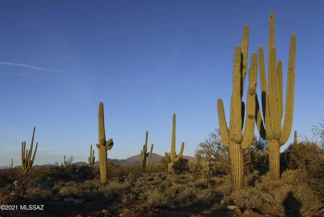 TBD Black Hawk Ranch Parcel B, Tucson, AZ 85739 (MLS #22105720) :: The Property Partners at eXp Realty
