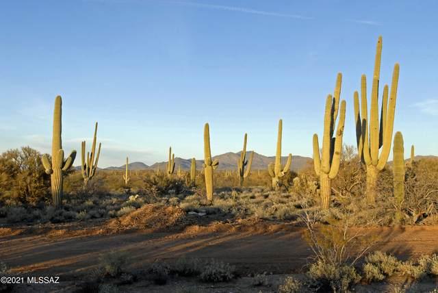TBD Black Hawk Ranch Parcel D, Tucson, AZ 85739 (#22105721) :: Long Realty Company