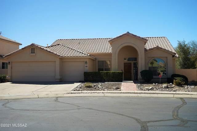 6891 W Tombstone Way, Tucson, AZ 85743 (#22105727) :: Kino Abrams brokered by Tierra Antigua Realty