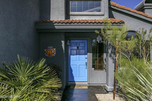 171 N Players Club Drive, Tucson, AZ 85745 (MLS #22105733) :: The Property Partners at eXp Realty