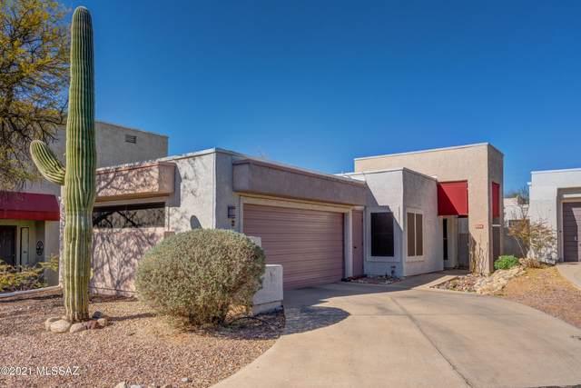 5581 N Mica Mountain Drive, Tucson, AZ 85750 (#22105736) :: Tucson Property Executives