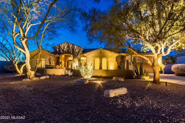 13917 Steprock Canyon Place, Oro Valley, AZ 85755 (#22105744) :: Long Realty - The Vallee Gold Team