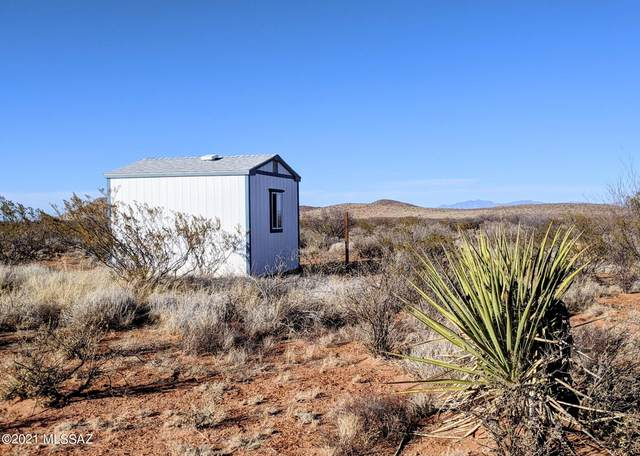 5 Acres Off Ghost Town Trail -, Pearce, AZ 85625 (MLS #22105746) :: The Property Partners at eXp Realty