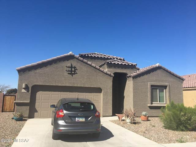 12448 W Reyher Farms Loop, Marana, AZ 85653 (#22105753) :: Long Realty - The Vallee Gold Team