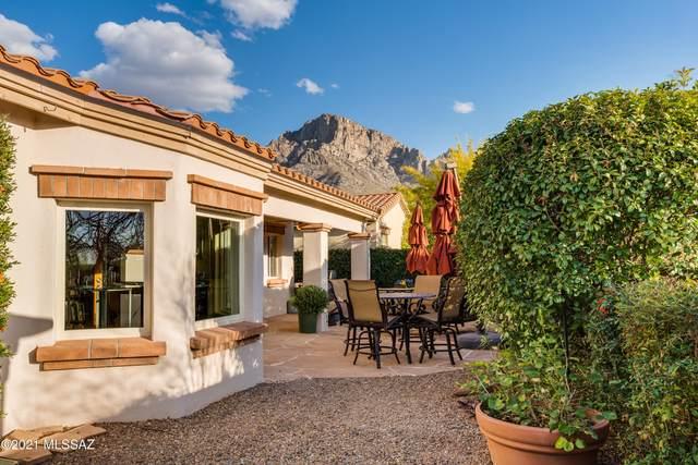 1530 E Tascal Loop, Oro Valley, AZ 85737 (MLS #22105757) :: The Property Partners at eXp Realty