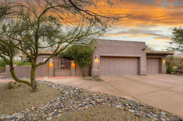 863 S Preservation Place, Green Valley, AZ 85614 (#22105766) :: Kino Abrams brokered by Tierra Antigua Realty
