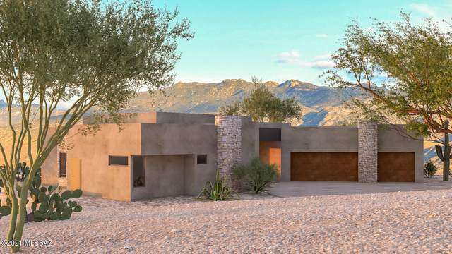 13930 N Flint Peak Place, Oro Valley, AZ 85755 (MLS #22105772) :: The Property Partners at eXp Realty