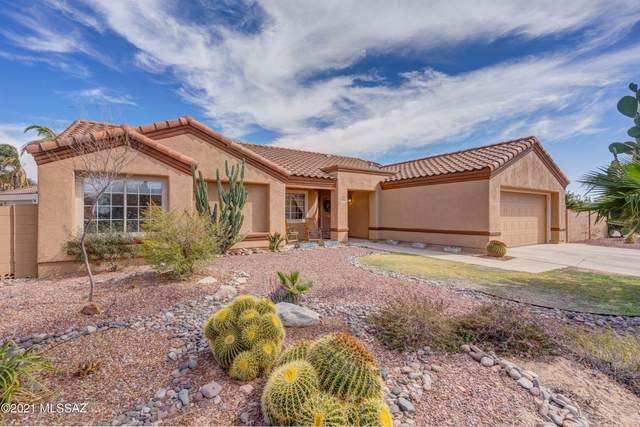 9820 N Sagebrush Place, Tucson, AZ 85742 (#22105802) :: Kino Abrams brokered by Tierra Antigua Realty