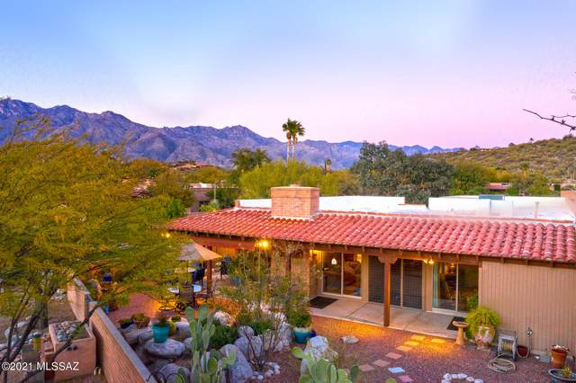 4593 N Avenida Ronca, Tucson, AZ 85750 (#22105815) :: Kino Abrams brokered by Tierra Antigua Realty