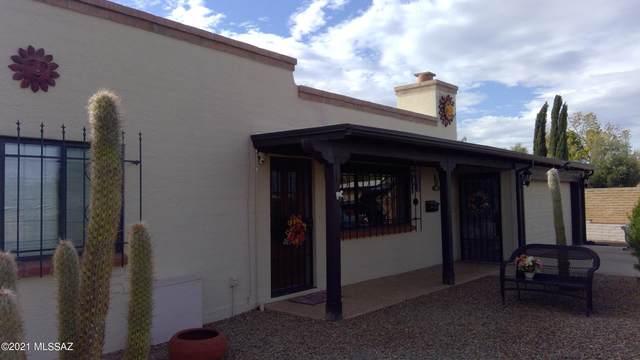 750 S La Brisa, Green Valley, AZ 85614 (#22105816) :: Kino Abrams brokered by Tierra Antigua Realty