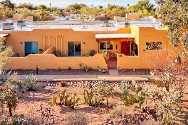 6255 N Camino Pimeria Alta #130, Tucson, AZ 85718 (#22105843) :: Long Realty - The Vallee Gold Team