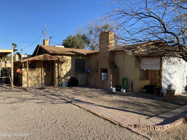 48 N Palomas Avenue, Tucson, AZ 85745 (MLS #22105850) :: The Property Partners at eXp Realty