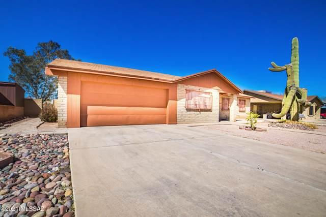 5582 S Oak Ridge Drive, Tucson, AZ 85746 (#22105855) :: The Local Real Estate Group | Realty Executives