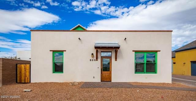 186 W Simpson Street, Tucson, AZ 85701 (#22105861) :: Long Realty - The Vallee Gold Team