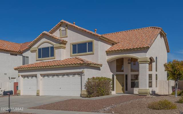 1617 S Kevin Drive, Tucson, AZ 85748 (#22105869) :: Long Realty - The Vallee Gold Team