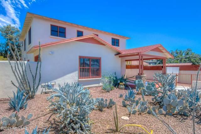 1040 N Arizona Avenue, Tucson, AZ 85705 (#22105877) :: Long Realty - The Vallee Gold Team