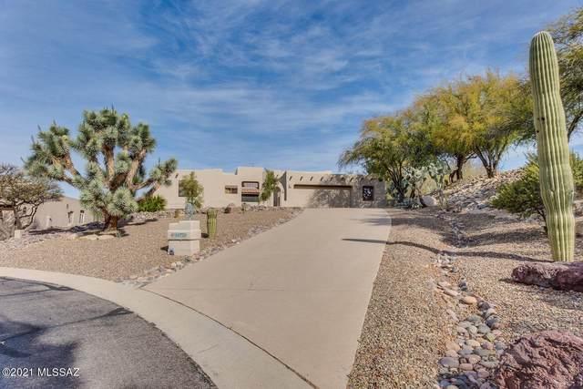10750 N Sundust Court, Oro Valley, AZ 85737 (#22105885) :: Keller Williams