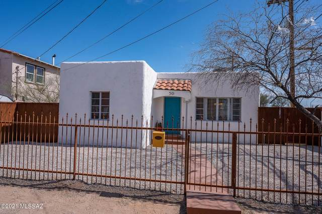 50 N Fremont Avenue, Tucson, AZ 85719 (#22105896) :: Long Realty - The Vallee Gold Team