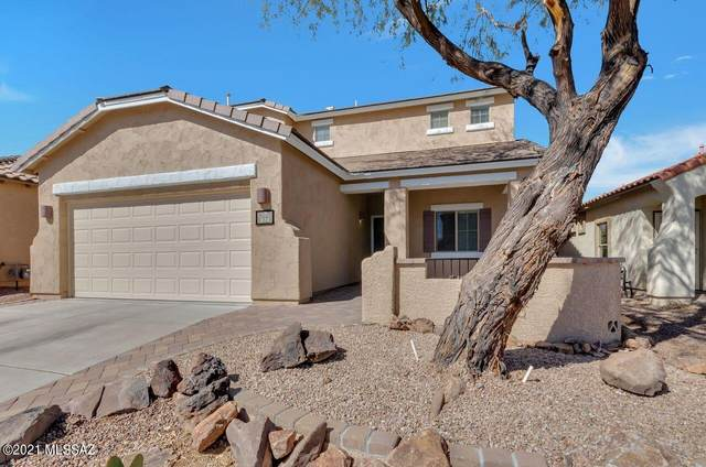 814 W Via De Gala, Sahuarita, AZ 85629 (#22105899) :: Kino Abrams brokered by Tierra Antigua Realty