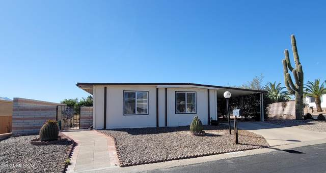 281 W Cedro Drive, Green Valley, AZ 85614 (#22105901) :: Long Realty - The Vallee Gold Team