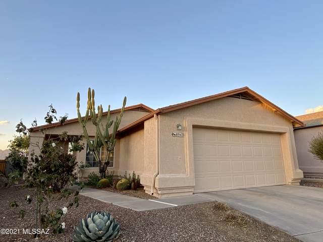 8947 E Weyburn Drive, Tucson, AZ 85730 (#22105913) :: Long Realty - The Vallee Gold Team