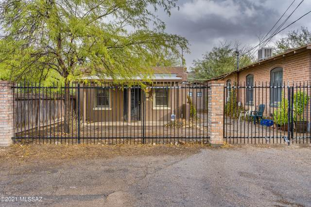 641 S Railroad Avenue, Tucson, AZ 85701 (#22105915) :: Long Realty - The Vallee Gold Team