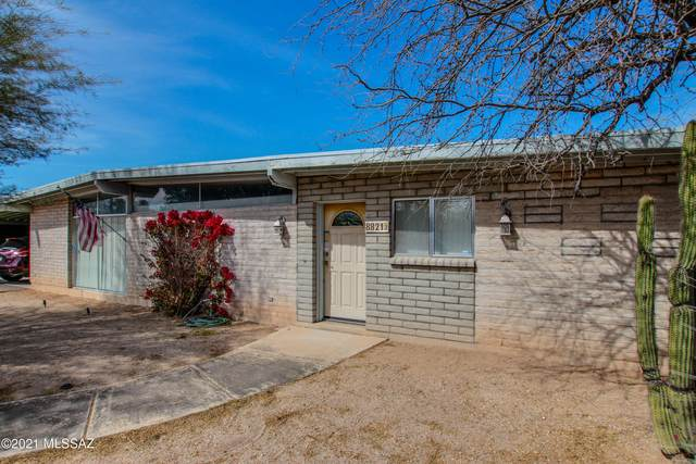 8821 E Lee Street, Tucson, AZ 85715 (#22105916) :: Kino Abrams brokered by Tierra Antigua Realty