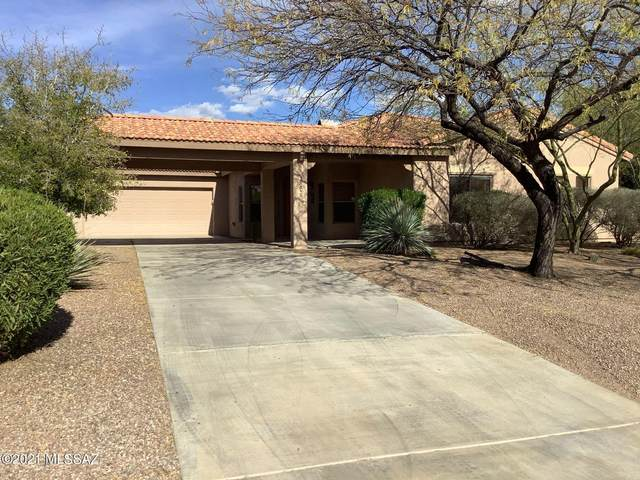 13042 N Eagleview Drive, Oro Valley, AZ 85755 (#22105920) :: Long Realty - The Vallee Gold Team